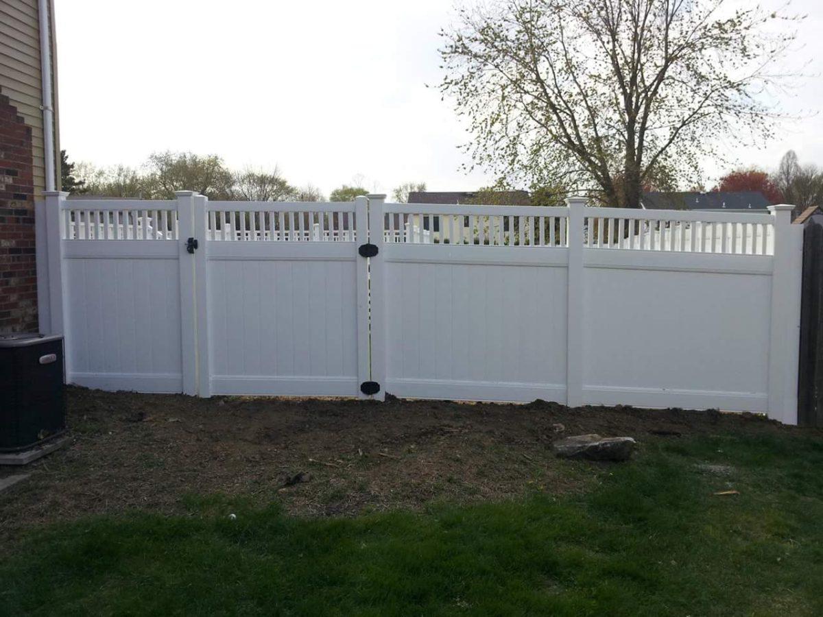 service gate | SMC Fence